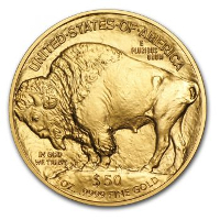 Buffalo in GOLD