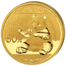 3 Gramm Goldmünze China 2017 - Panda